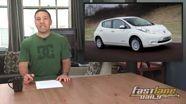 Jay-Z Benz Gift, Soaring Trophy Truck, Ferrari 458 Scuderia, Infiniti Leaf, & Saab Execs Arrested!