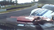Regan Smith collides with Billy Johnson | Johnsonville Sausage 200, Road America 2013