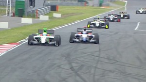 Formula Renault 3.5 Moscow News 2013 - Race 1