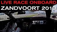 LIVE RACE ONBOARD: FIA GT SERIES: Zandvoort - 7 JULY 2013