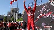 Dixon and Bourdais on Toronto Race 1