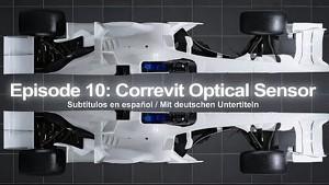 Cutaway Insights - Episode 10: Correvit Optical Sensor - Sauber F1 Team