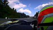 2013 Mosport - In Car Kyle Marcelli - ALMS - Tequila Patron - ESPN - Sports Cars - Racing