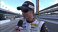 Post-race Interviews | Indiana 250, Indianapolis Motor Speedway (2013)