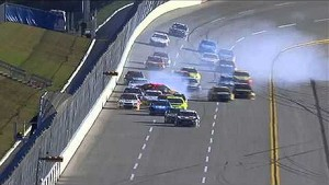 NASCAR Huge wreck in the final laps | Talladega Superspeedway (2013)