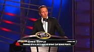 Sprint Cup Series Awards: Greg Biffle