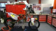 Red Bull KTM Racing's Dakar Rally Team Build-Up.