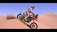 2014 Dakar Stage 11 - Team HRC