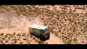 BEST OF TRUCK - Dakar 2014