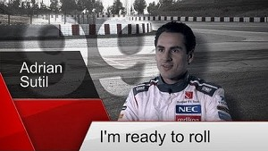 Adrian: I'm ready to roll - Sauber F1 Team