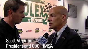 ZF Race Reporter USA 2014 - Rolex 24 At Daytona 1/3