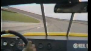 Talladega spectacular Iroc Crash (1984) race of champions