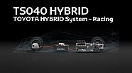 2014 TOYOTA Racing TS040 HYBRID - TOYOTA HYBRID System - Racing