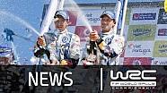 Final Newsclip: Vodafone Rally de Portugal 2014