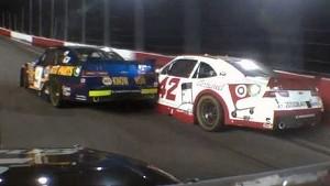 Larson, Elliott display driving excellence