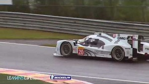 Free practice - 2014 WEC Spa 6 hours - Michelin