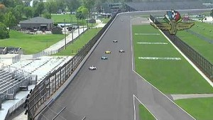 2014 Indianapolis 500 Practice Day 7