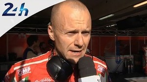 Le Mans 2014: Interview Gianmaria Bruni