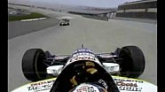 Indycars at the Monster Mile (IRL Dover 1999)
