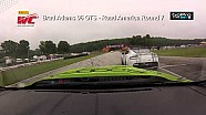 PWC 2014 Road America On Board Highlights of Brad Adams Round 7 GTS
