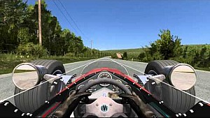 rFactor 2 Beta - Spa Belgian GP 1968