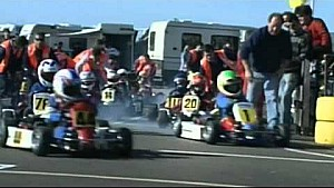 Dan Wheldon - Before he was famous