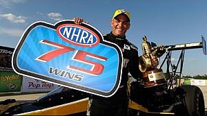 Tony Schumacher earns 75th Top Fuel Career Win | NHRA