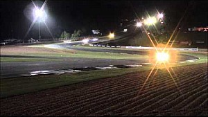 Petit Le Mans Night Practice 2014