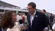 FIAWEC 6 Hours Fuji Interview with the FIAWEC CEO Gérard Neveu