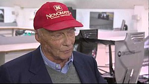 Lauda calls double-points 'stupid'