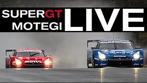SUPER GT MOTEGI - LIVE, ENGLISH COMMENTARY 2014 (SuperGT ft. RadioLeMans)