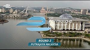 Putrajaya ePrix extended highlights