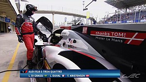 FIAWEC 6 Hours of Sao Paulo - Tom Kristensen's final qualifying session