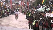 Bolivia welcomes Dakar 2015