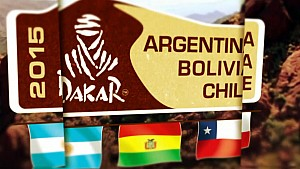 Best of Truck - Dakar 2015