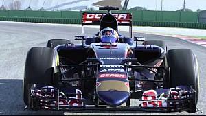 Scuderia Toro Rosso 2015