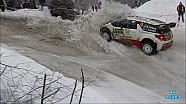Rally Sweden - Trouble corner on SS8