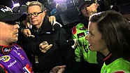 All Access: Danica Patrick confronts Denny Hamlin
