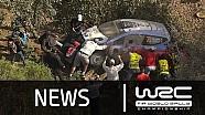 El WRC Rally Guanajuato México 2015, al extremo