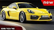 Koenigsegg Sedan, Porsche Cayman GT4 RS, Lotus Crossover - Fast Lane Daily