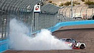 Second to none: Logano wins Phoenix