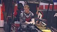 Trey Canard and Jake Weimer crash hard, bringing out red flag