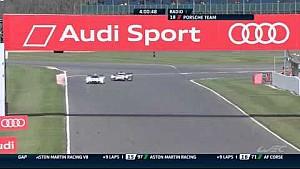 6 Horas de Silverstone Repetición: Impresionante batalla entre Audi y Porsche Sport
