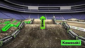 Track Map: Etapa 16 en East Rutherford