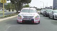 Nissan Motorsport taking it to the streets of Perth