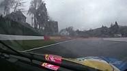 A bordo en el AF Corse Ferrari #51 Ferrari F458 Italia