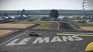 Le Mans 24 Horas bordo del proyecto CARS LMP1