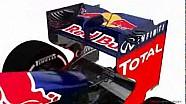 Red Bull RB8: evoluzione continua