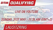 DTM - Lausitzring - Qualifications 2 LIVE