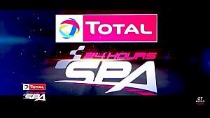 الإعلان التشويقي لسباق توتال سبا 24 ساعة لموسم 2015